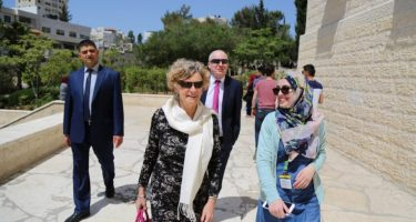 Sharing Cancer Experiences In Jerusalem And Palestine